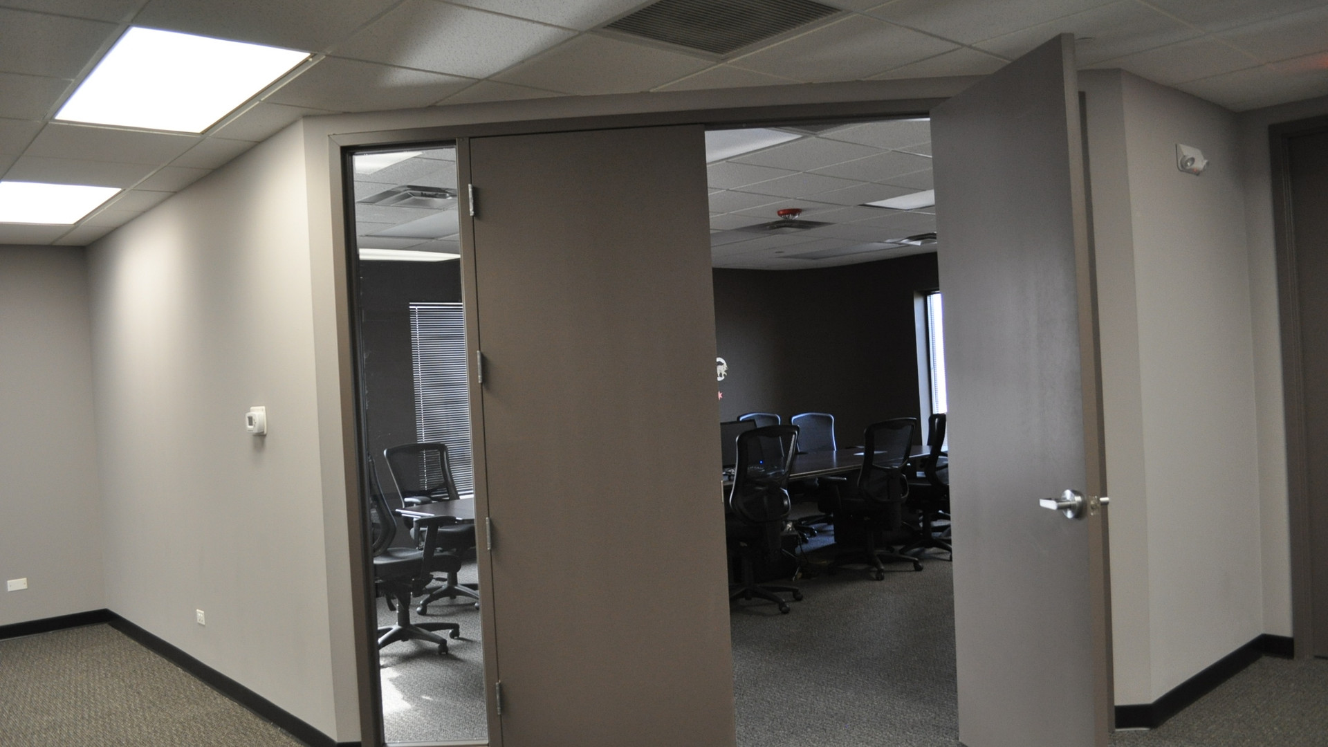Outside of Conference Room - Buildout Pros