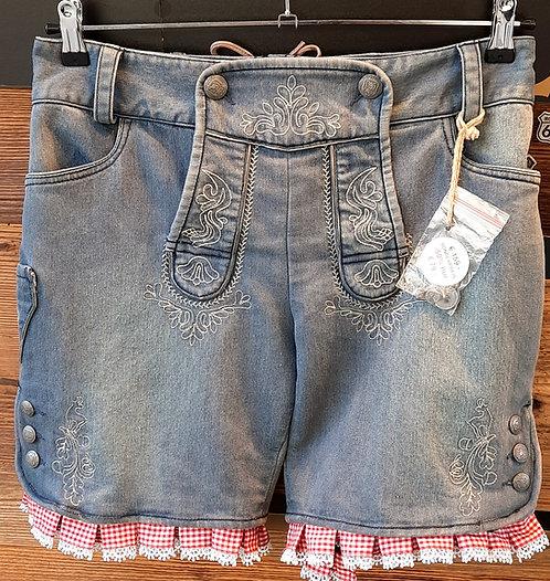 Lederhose Damen Jeans