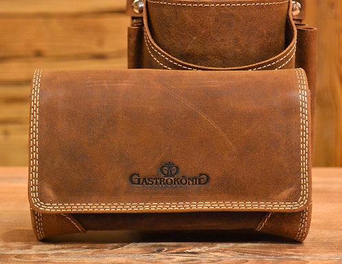 Braun Used II Geldtasche