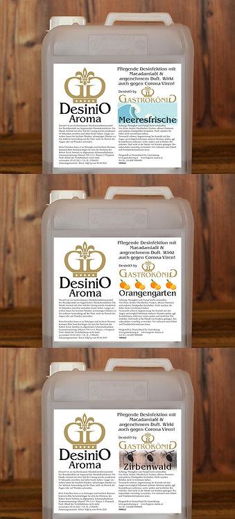 DesiniO Aroma - Desinfektionsmittel 5 Liter