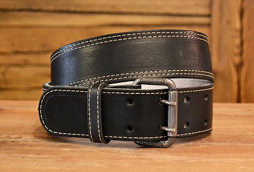 Gürtel 6cm - Schwarz