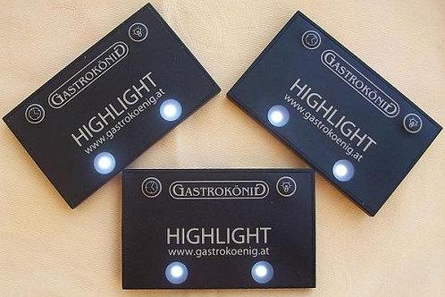 """""""Highlight"""" - Geldtaschen-Licht"""