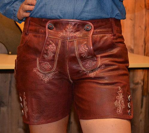 Lederhose Damen, verschiedene Farben