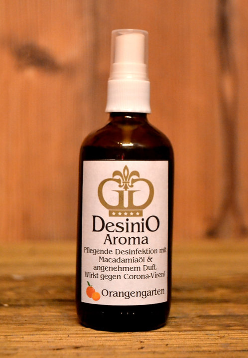 DesiniO Aroma - Desinfektionsmittel Orange 100ml