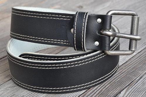 Gürtel 5cm - Schwarz