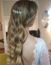 #princess #wedding #beauty #glamourous #hairstyle #perfect #estanish #hairdesign #yonatanyaiesh #telaviv