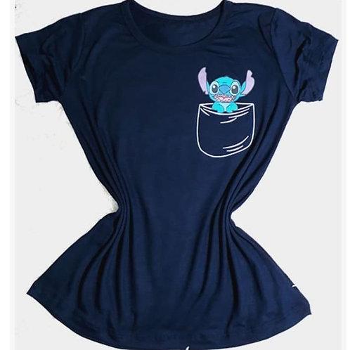 Camisa Little Stich