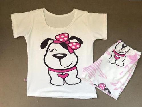 Pijama Dog Love