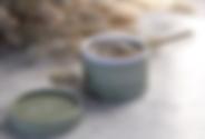 Ayu Organics Green Tea kasvonaamiopuuter
