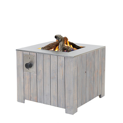 Cosicube Grey Wash Fire Pit