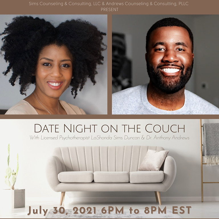 DateNight on The Couch