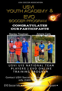 USVI YOUTH ACADEMY &