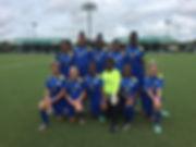 U15 Girls National Team 9.2016 in Orland