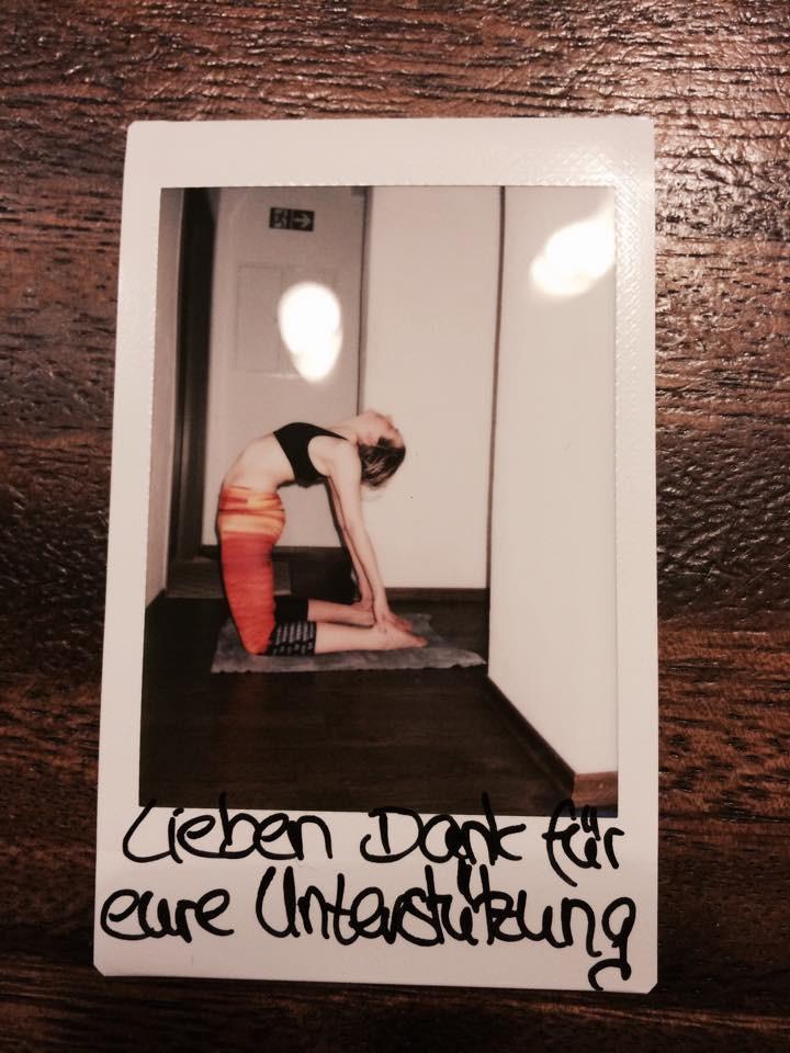 30 Tage Hot Yoga Challenge Sabine