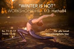 Workshop 1/3: Hatha84