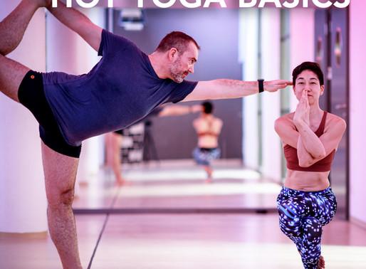 Hot Yoga Basics Workshops