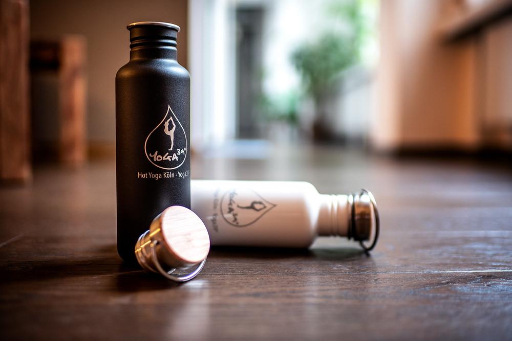 Yoga39° Trinkflaschen von Klean Kanteen