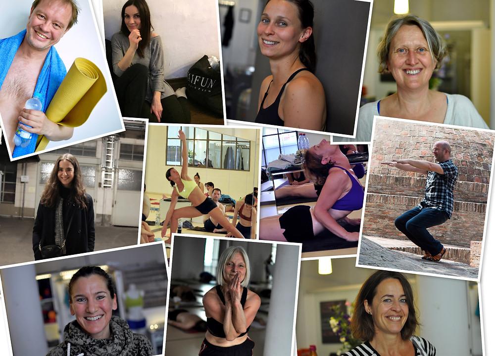 Unsere Hot Yoga Testimonials