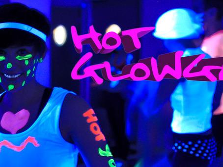 Jubiläum mit Hot Glowga