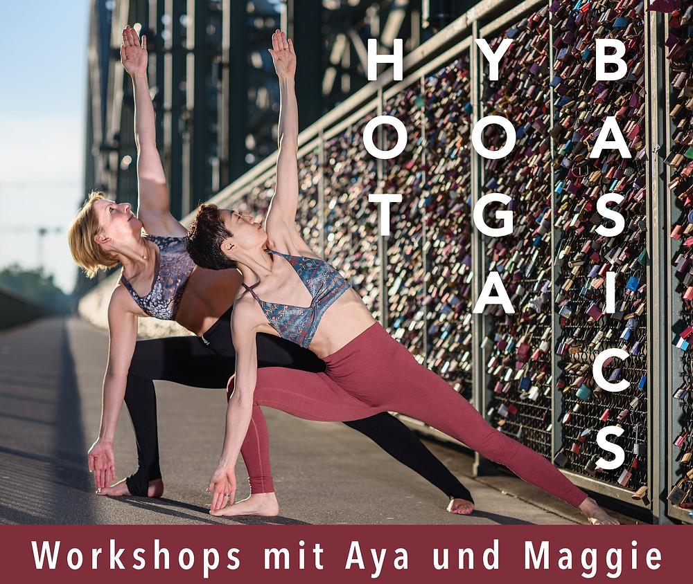 HotYoga Basics Workshops