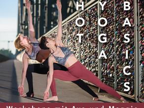 Workshopreihe: Hot Yoga Basics