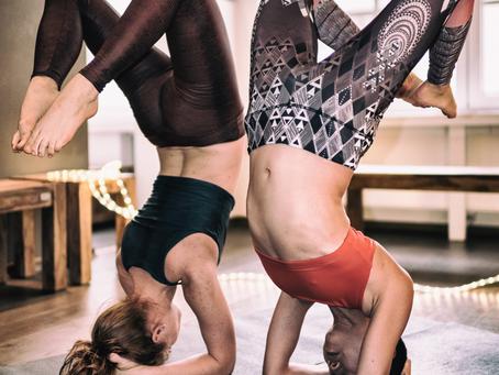 Karneval mit viel Yoga und 20% Sales!