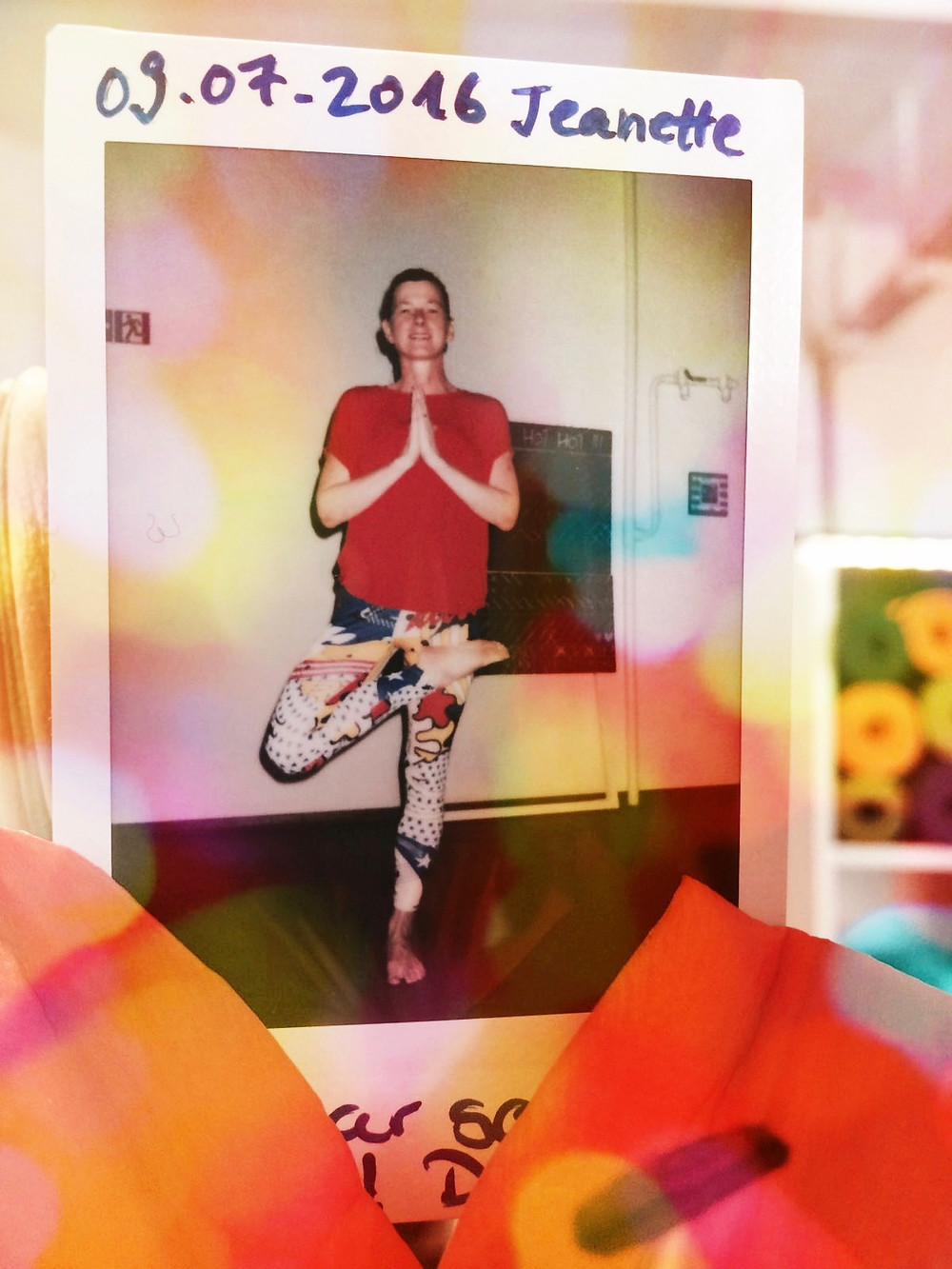 30 Tage Hot Yoga Challenge Jeanette