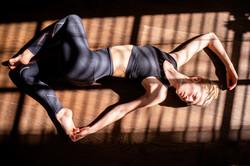 Marieke  in Yin Yoga Twist