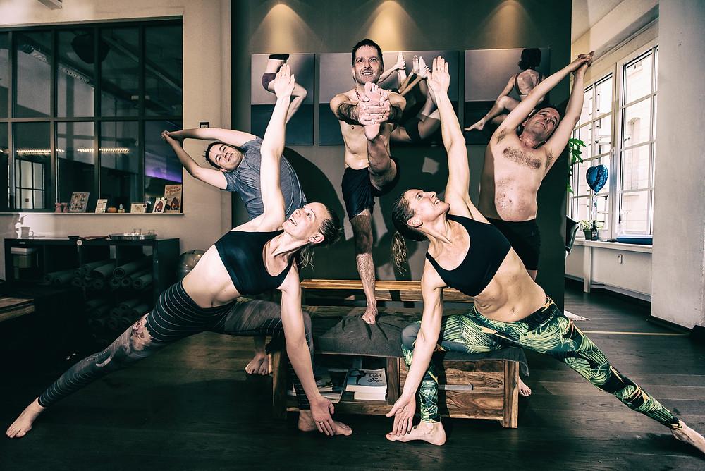 100 Tage Hot Yoga Challenge: Matze