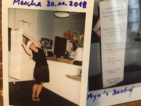 30 Tages Challenge #139 - Mascha