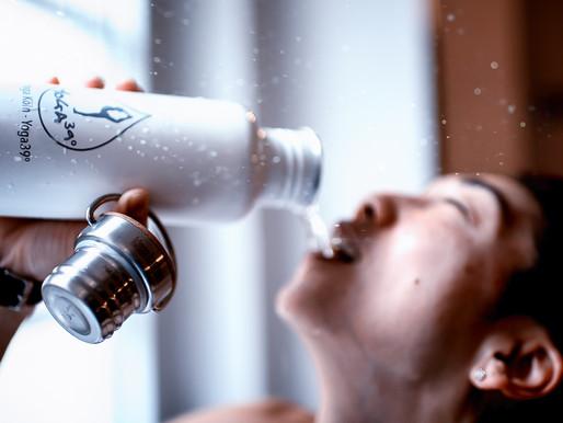 Yoga39° Wasserflaschen