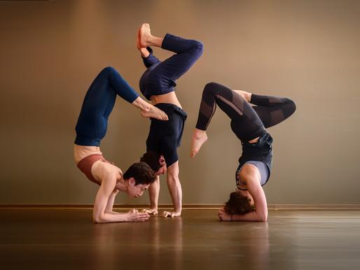Balancing Downside Up!