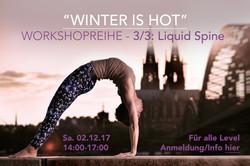 Workshop 3/3: Liquid Spine