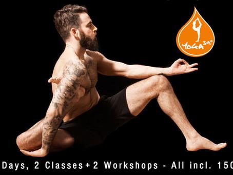 Workshops & Masterclasses  BENJAMIN SEARS (NY)