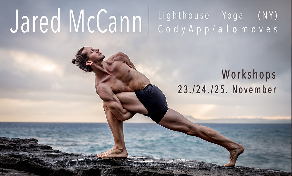 JARED MCCANN WORKSHOPS