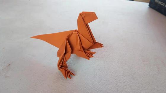 Improved version of dinosaur