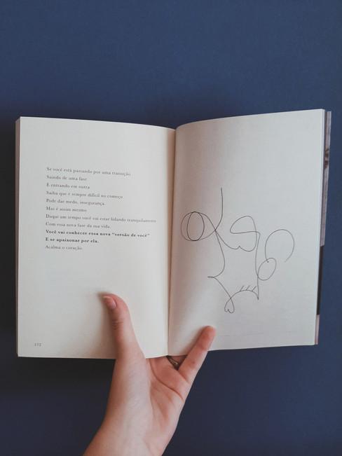 """Ilustração livro """"Eu tenho sérios poemas mentais"""" de Pedro Salomão   2018"""