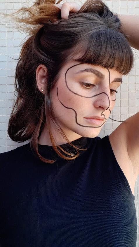 Experimental video: Who am I?