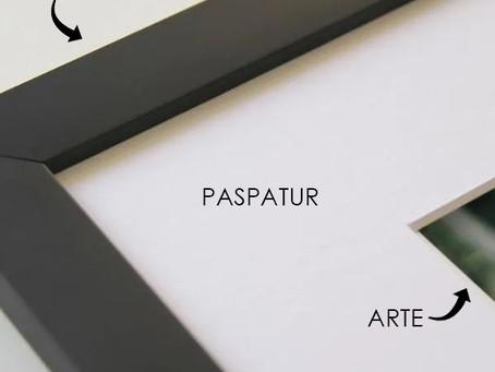 O que é Paspatur ou Passe-partout?