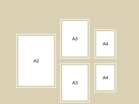 Composições de quadros: IDEIAS