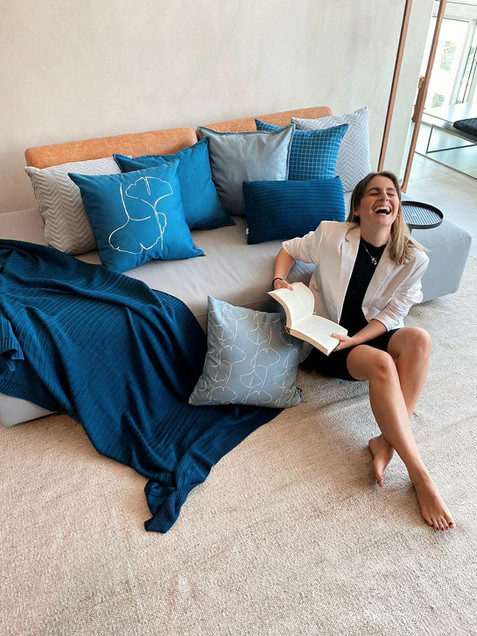 Cushion cover collection in partnership with CasaCaju brand | 2020