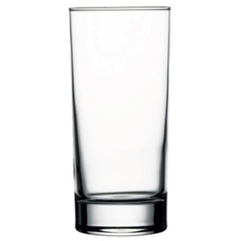 Pasabahce 12 oz Side-Heavy Sham Hi-Ball Glass - Set of 12