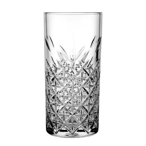 Pasabahce 9.75 oz Timeless Long Glass - Set of 12