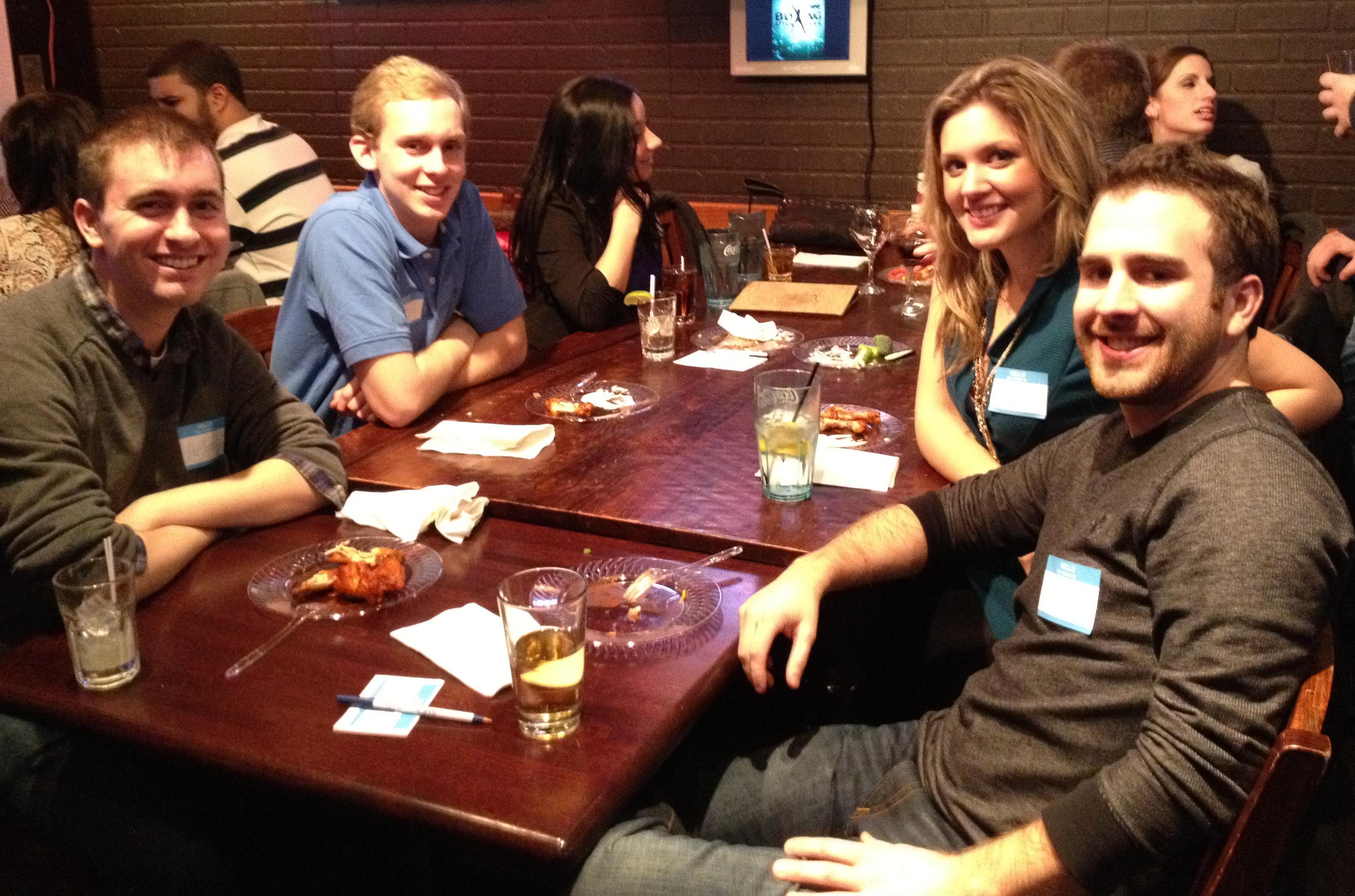 Chicago alumni event 2