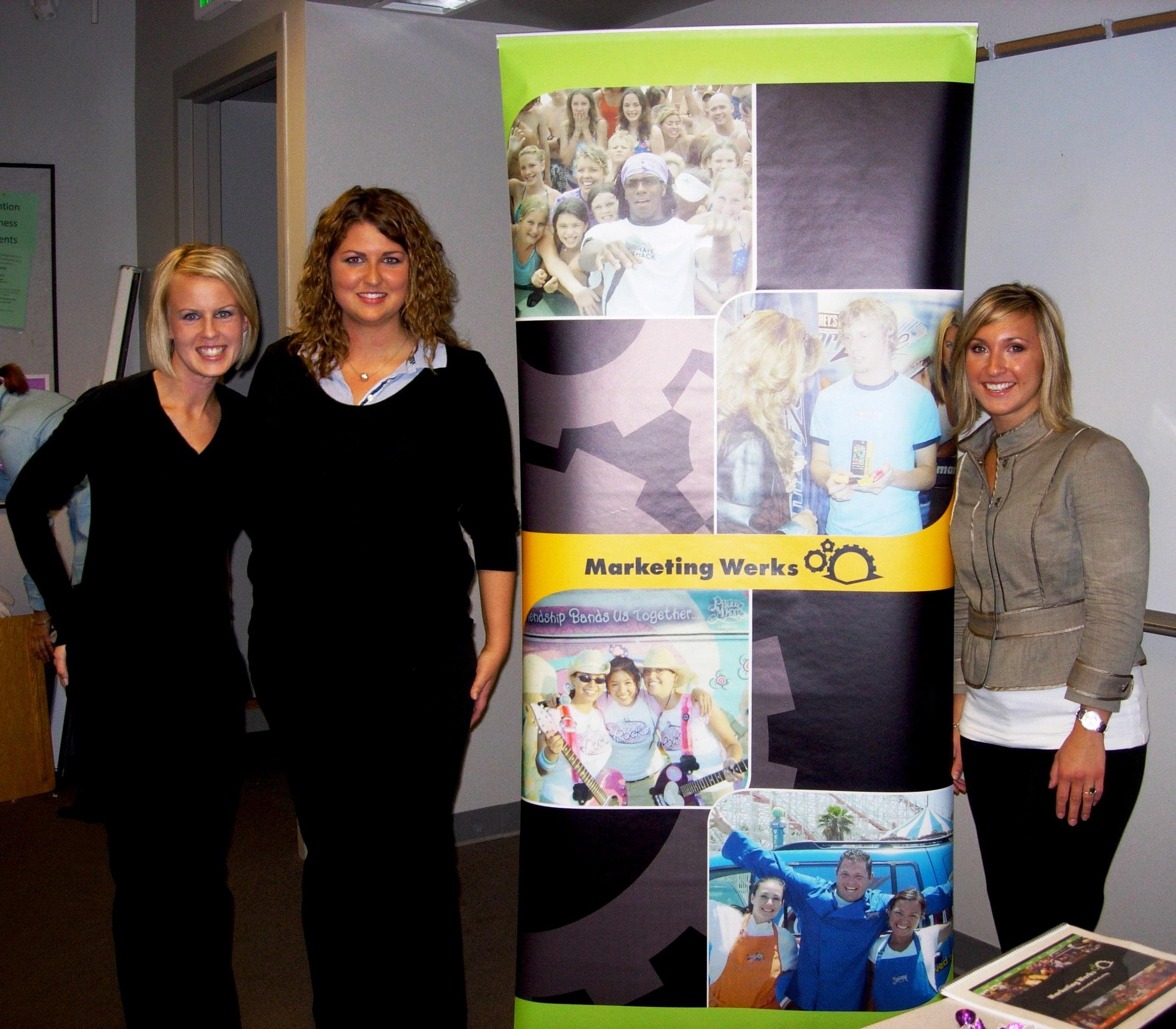 Marketing Werks visits Ad Club
