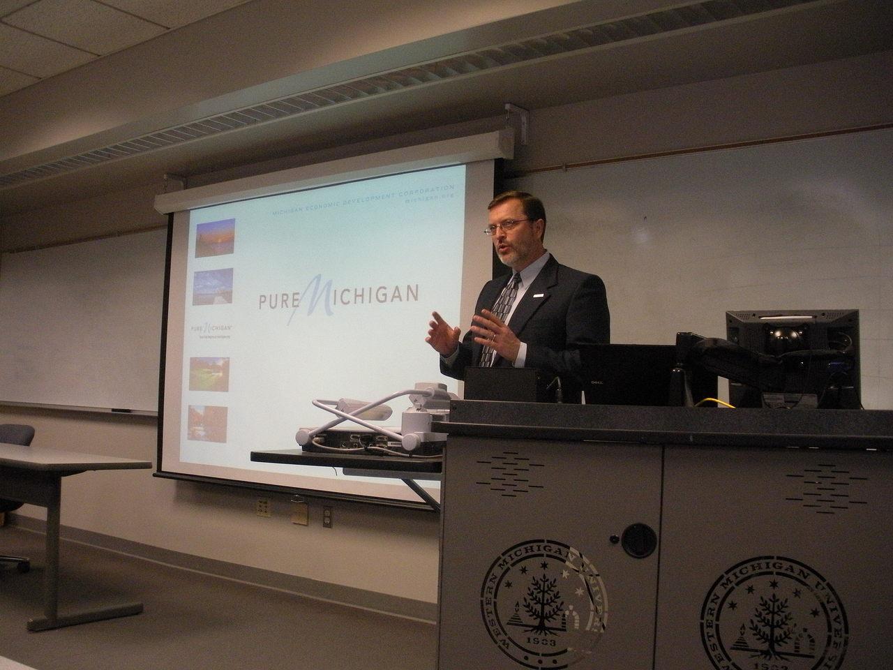 Pure+Michigan+presentation