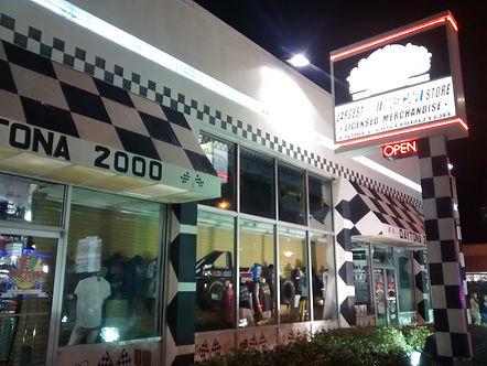 NASCAR GIFT SHOP LIONEL DISTRIBUTOR