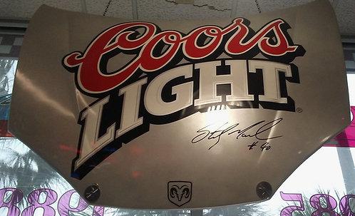 Hood - Full Sized - Coors Light