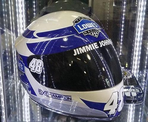 Replica Helmet - Lowes - Jimmy Johnson