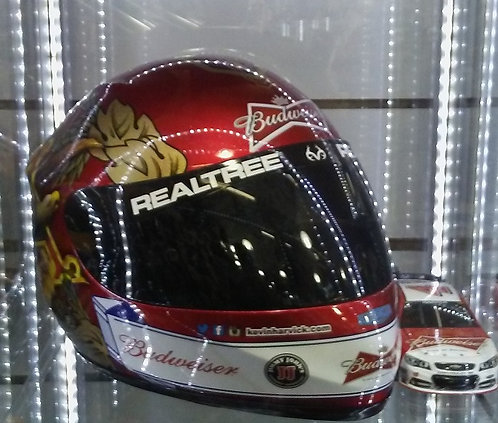 Replica Helmet - Budweiser - Realtree